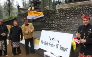 hindu center tengger